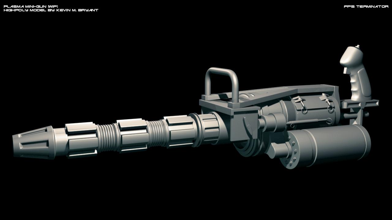 WIP Minigun-003