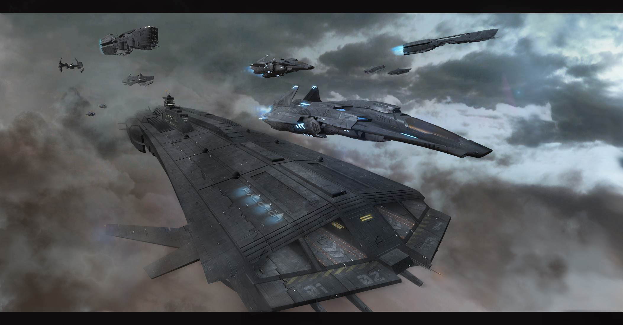 Spaceships image - Inf...