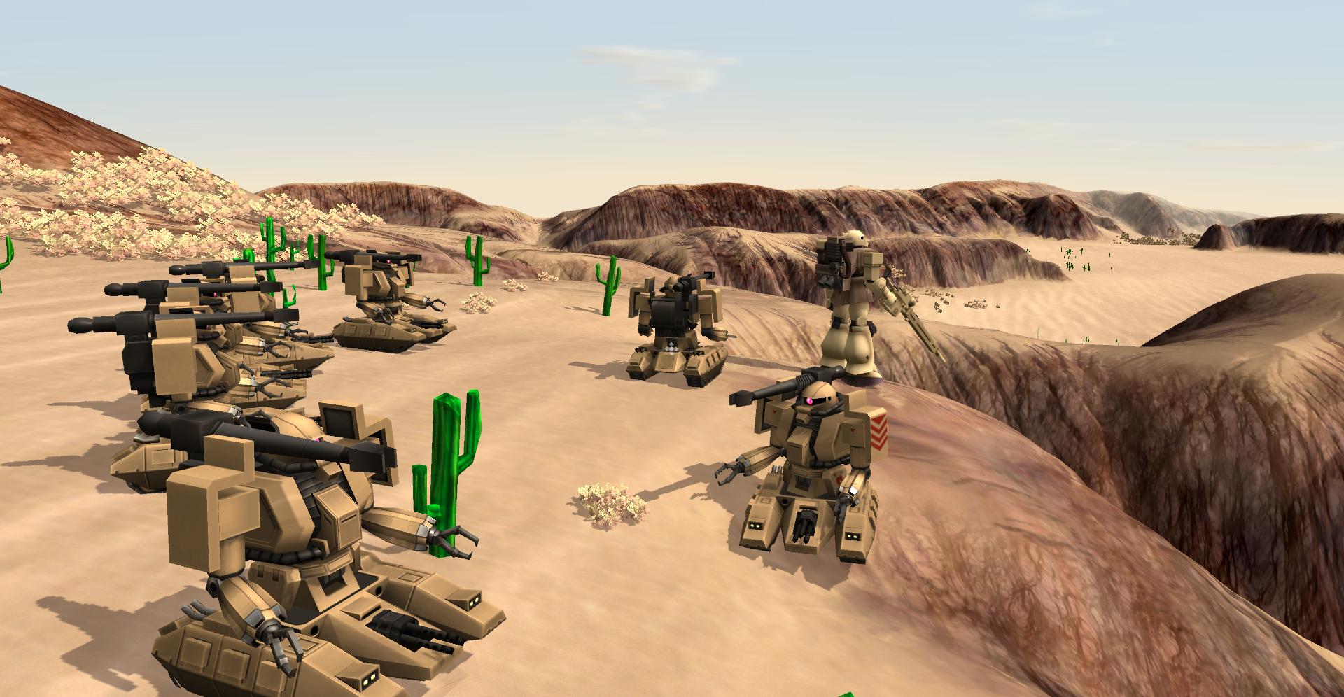 Original Desert Patrol