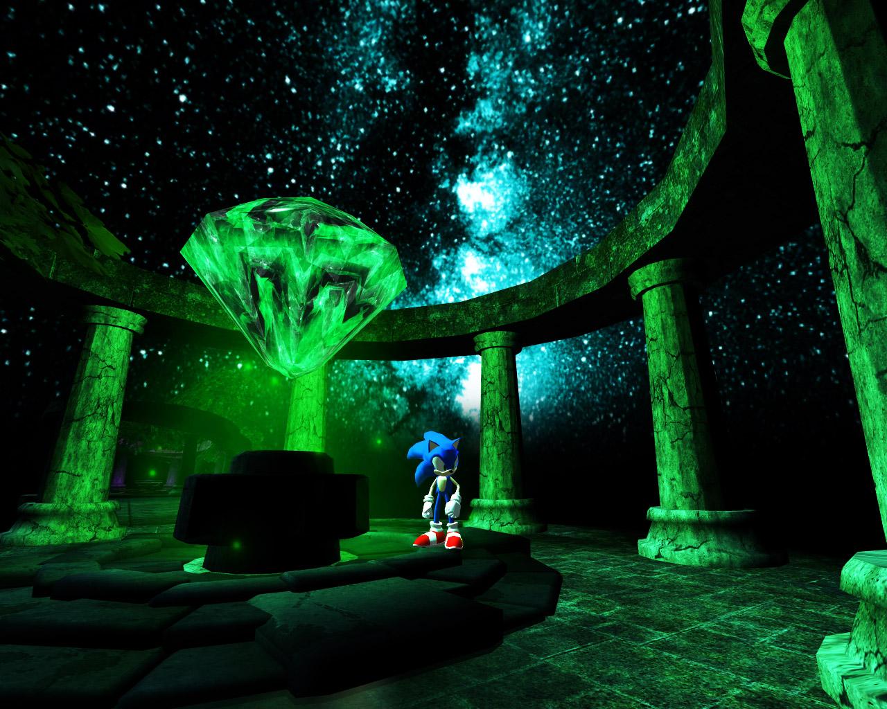 Emerald - Master I Am