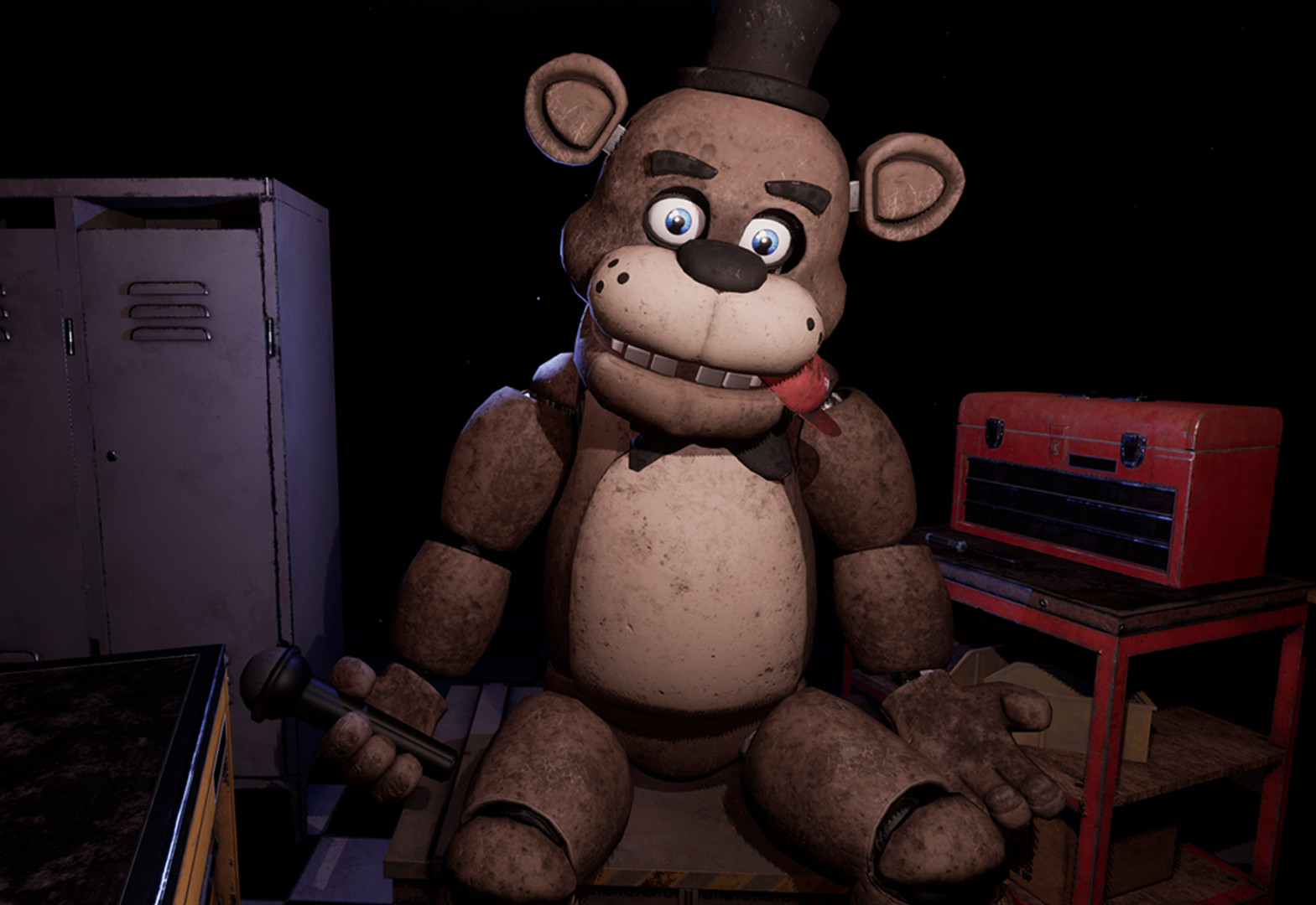 Five Nights at Freddy's VR: Help Wanted Windows, VR game