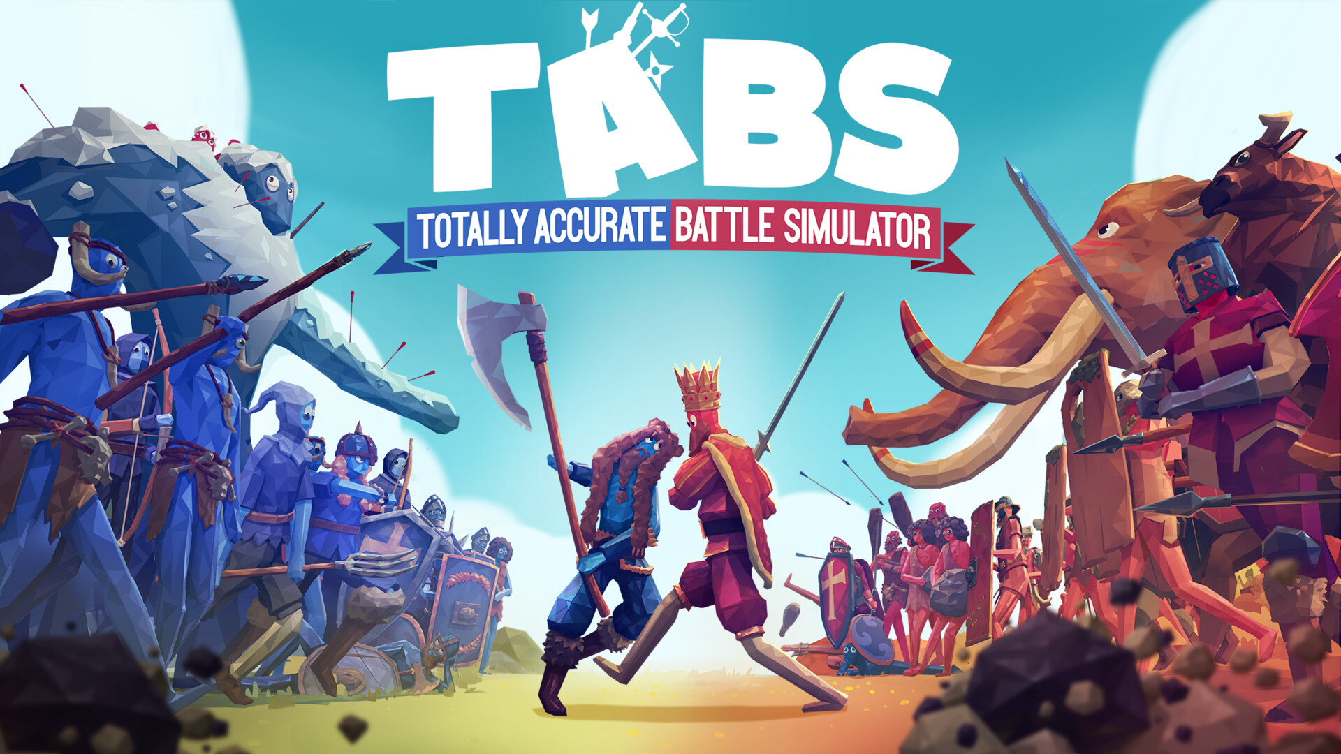 totally accurate battle simulator アプリ