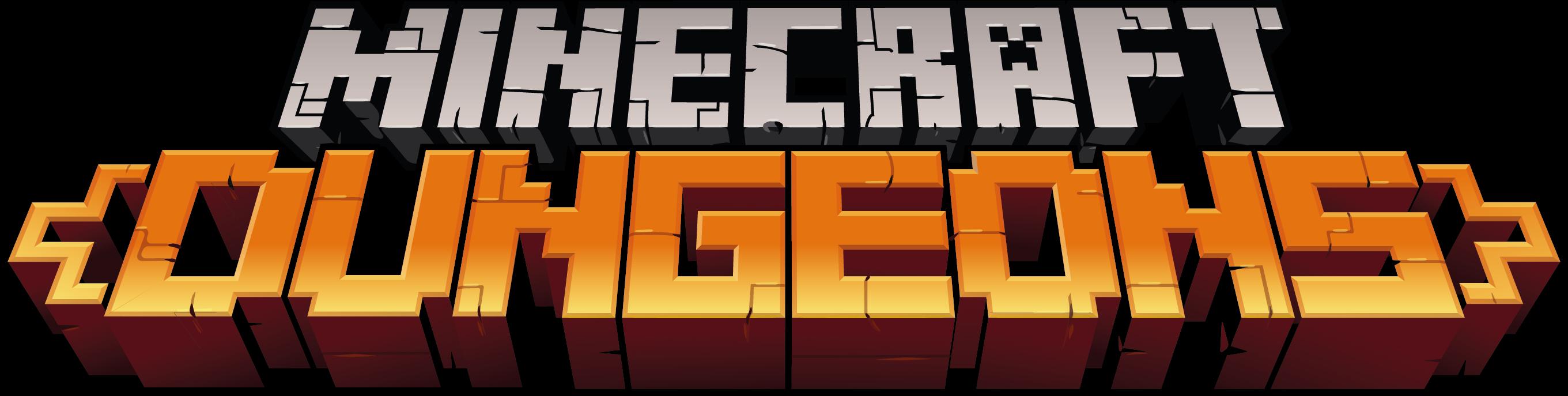 "Картинки по запросу ""Minecraft Dungeons Logo"""