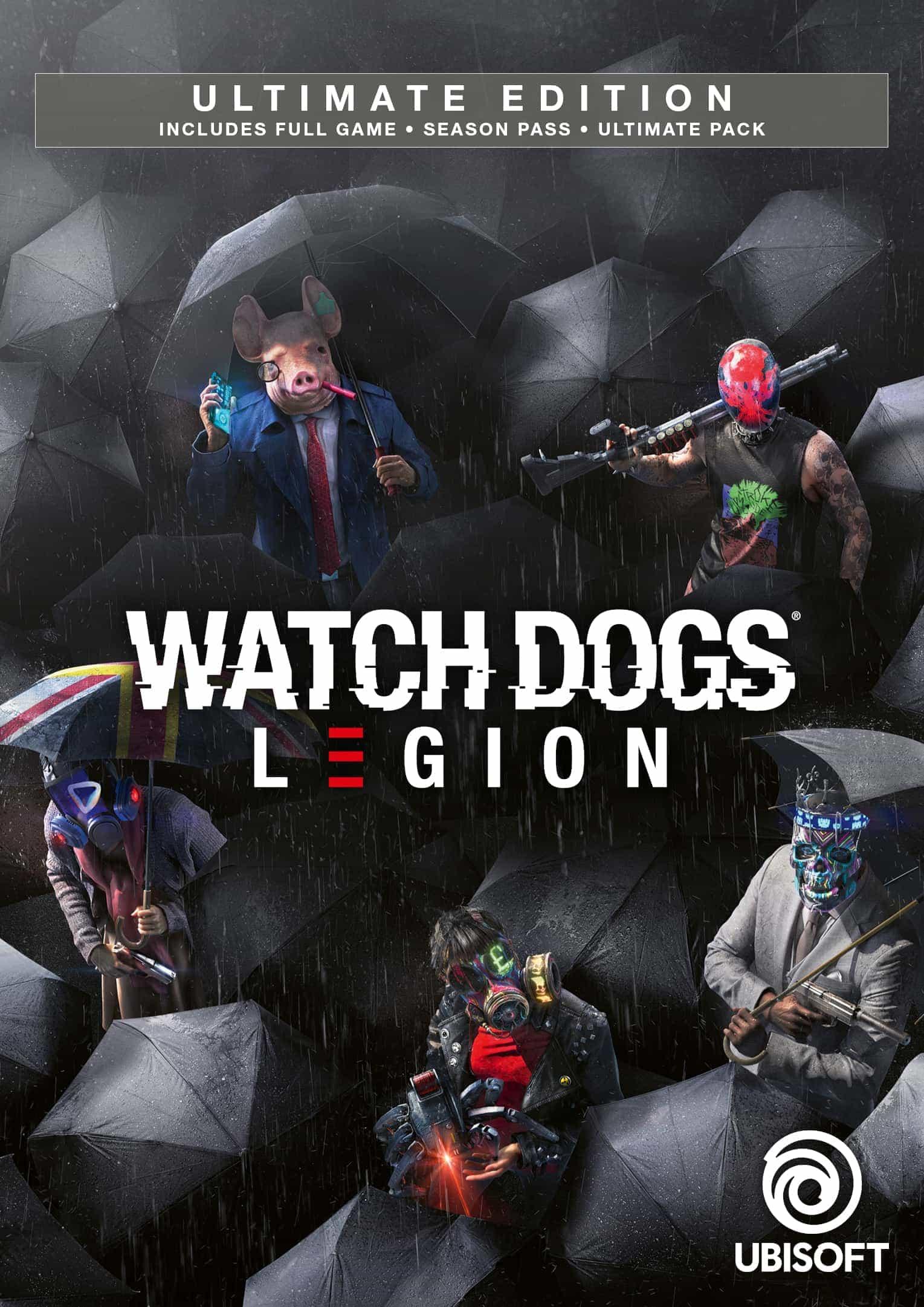Watch Dogs Legion Windows Xone Ps4 Game Mod Db
