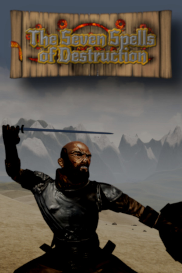 The Seven Spells Of Destruction Windows game - Mod DB