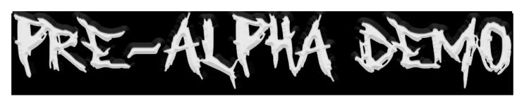 Pre-Alpha Demo