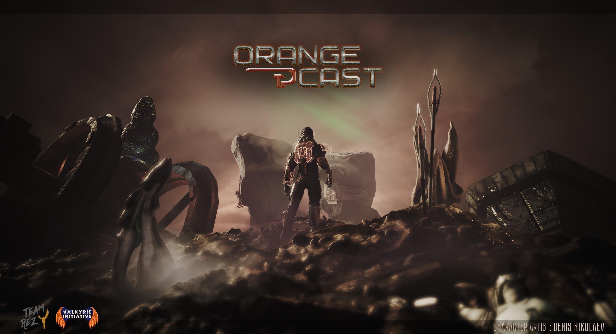 Orange Cast Windows Linux Xone Ps4 Game Mod Db