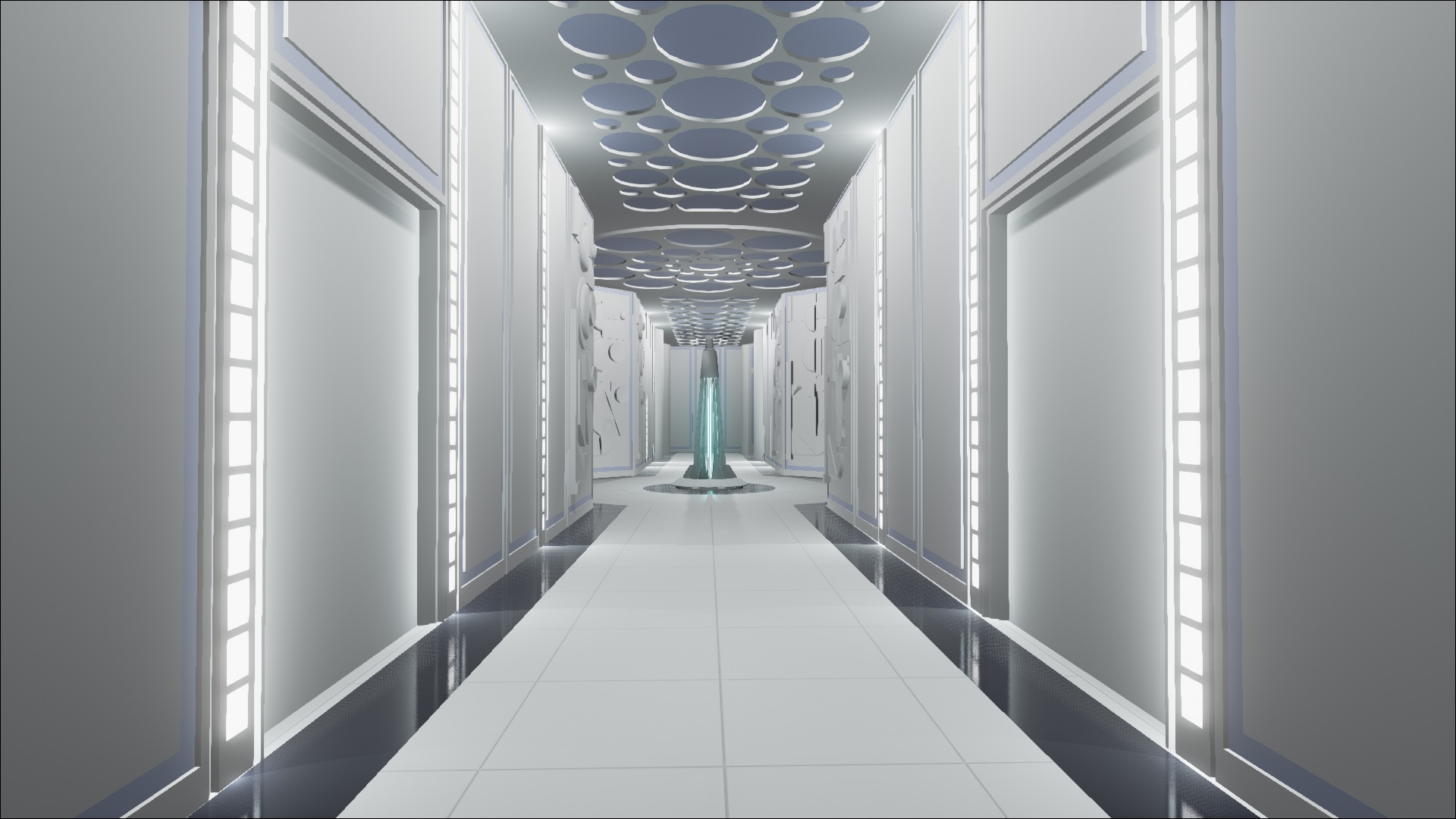 Cloud City Main Hallway Image Star Wars Battlecry