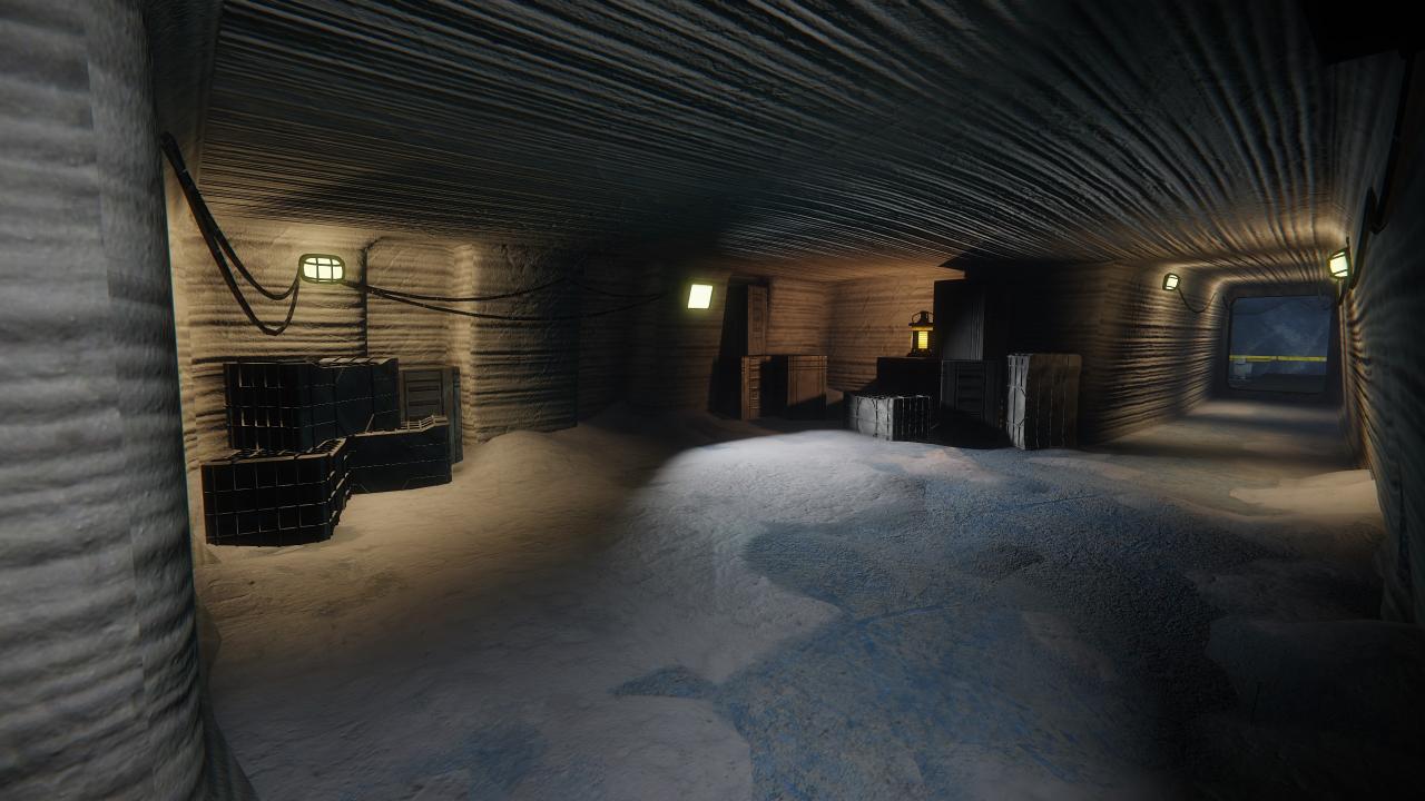 Hoth Interior Storage Shot Image Star Wars Battlecry