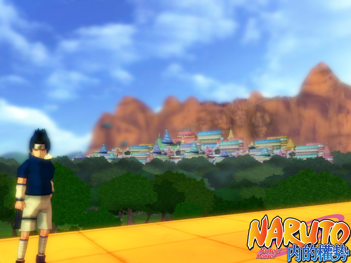 Chuunin Finals Revamp image - Naruto: Naiteki Kensei - Mod DB