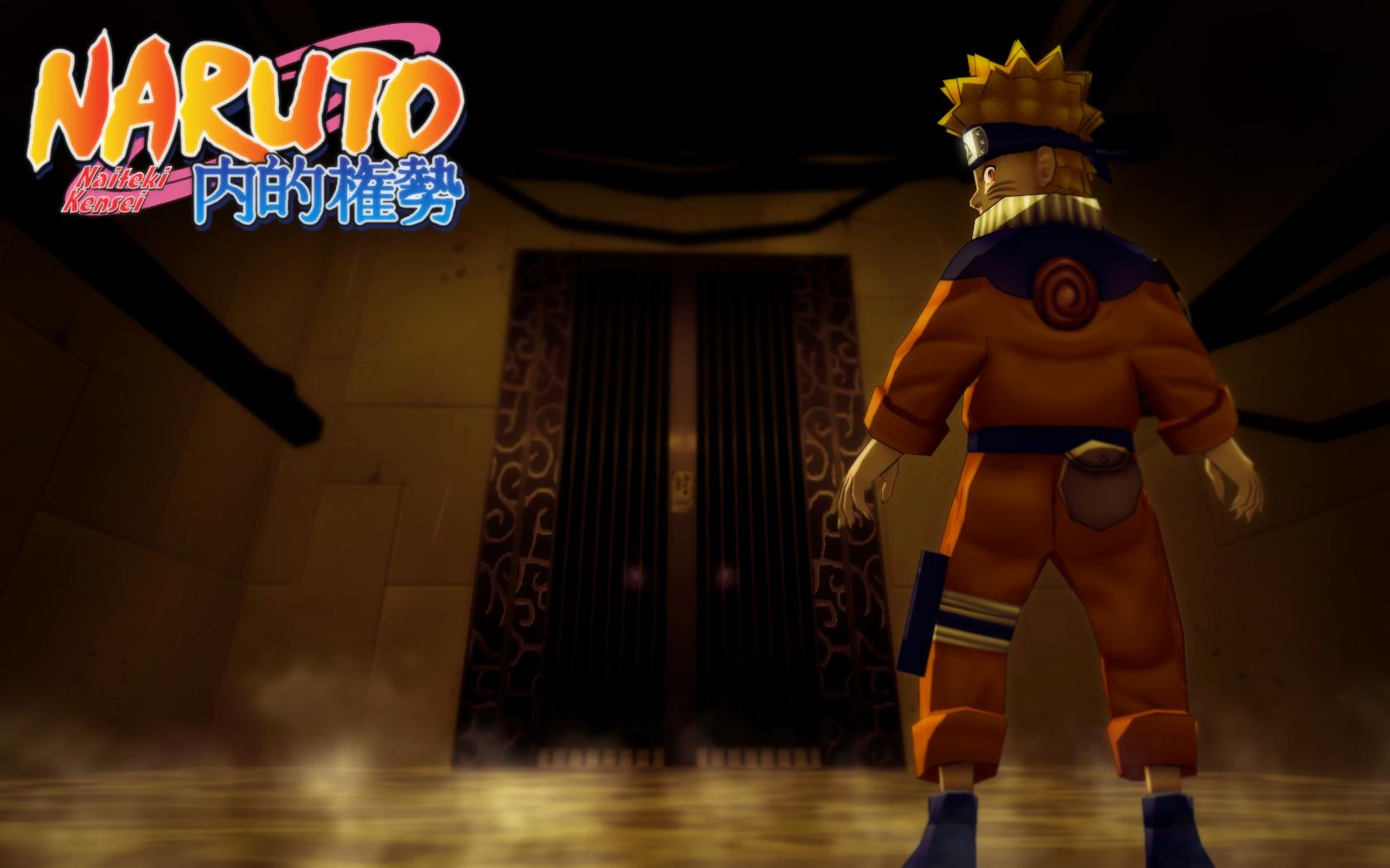 Kyuubi Lair Wallpaper 1 image - Naruto: Naiteki Kensei - Mod DB