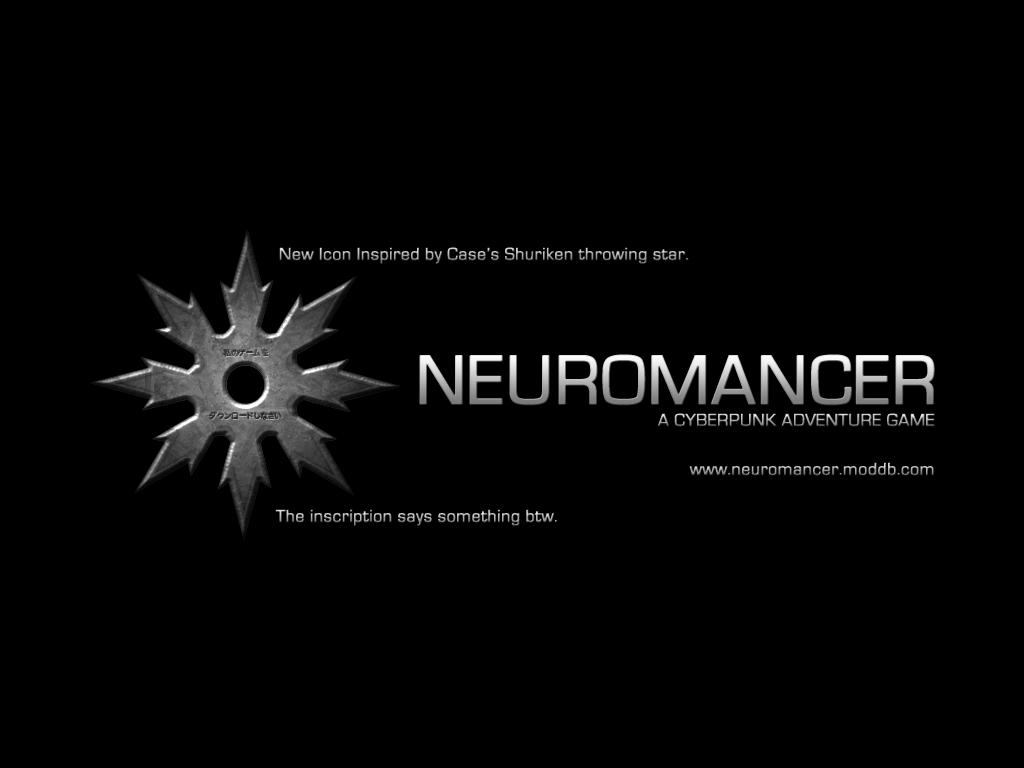 essays about neuromancer