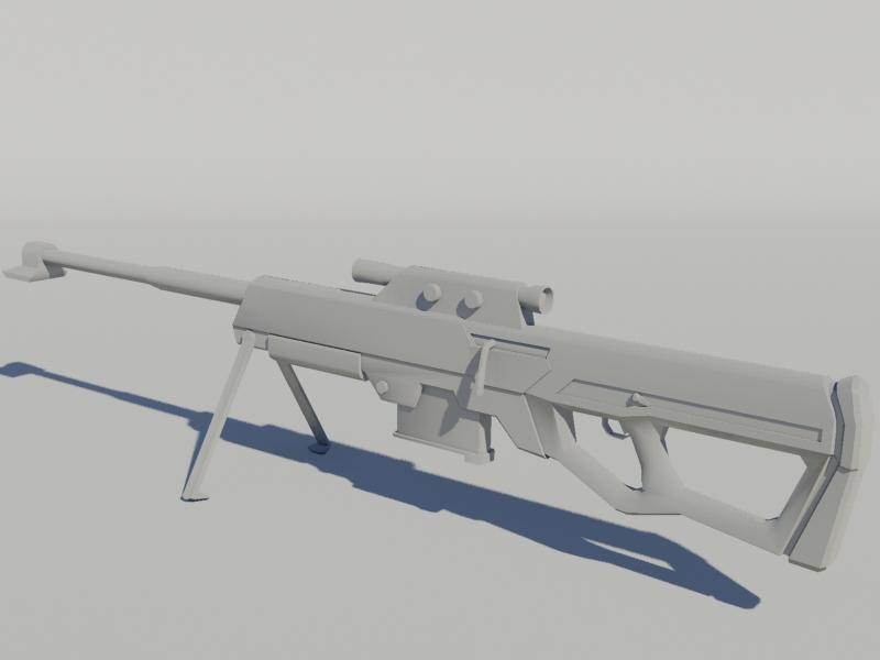 RN Sniper rifle
