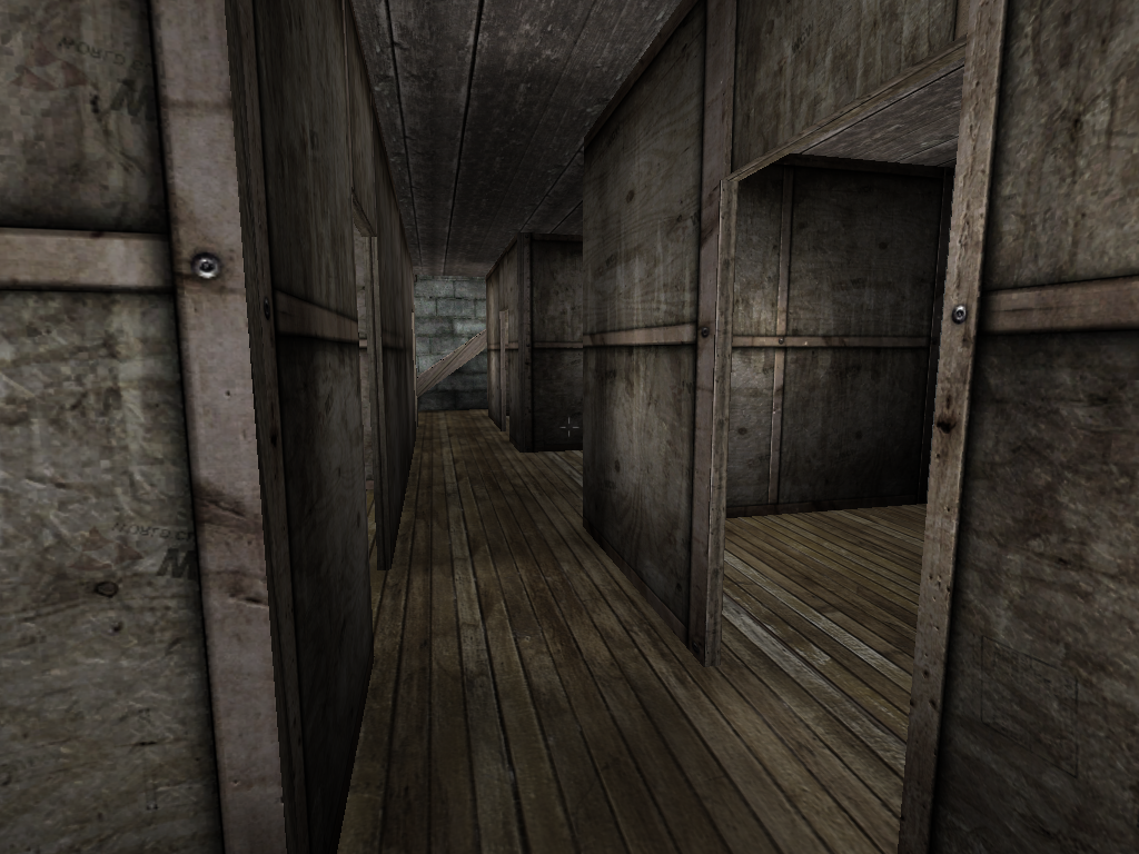 Re-textured killhouse (indoors) image - Rogue Reborn - Mod DB