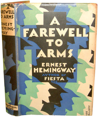 farewell to arms by ernest hemingway essay