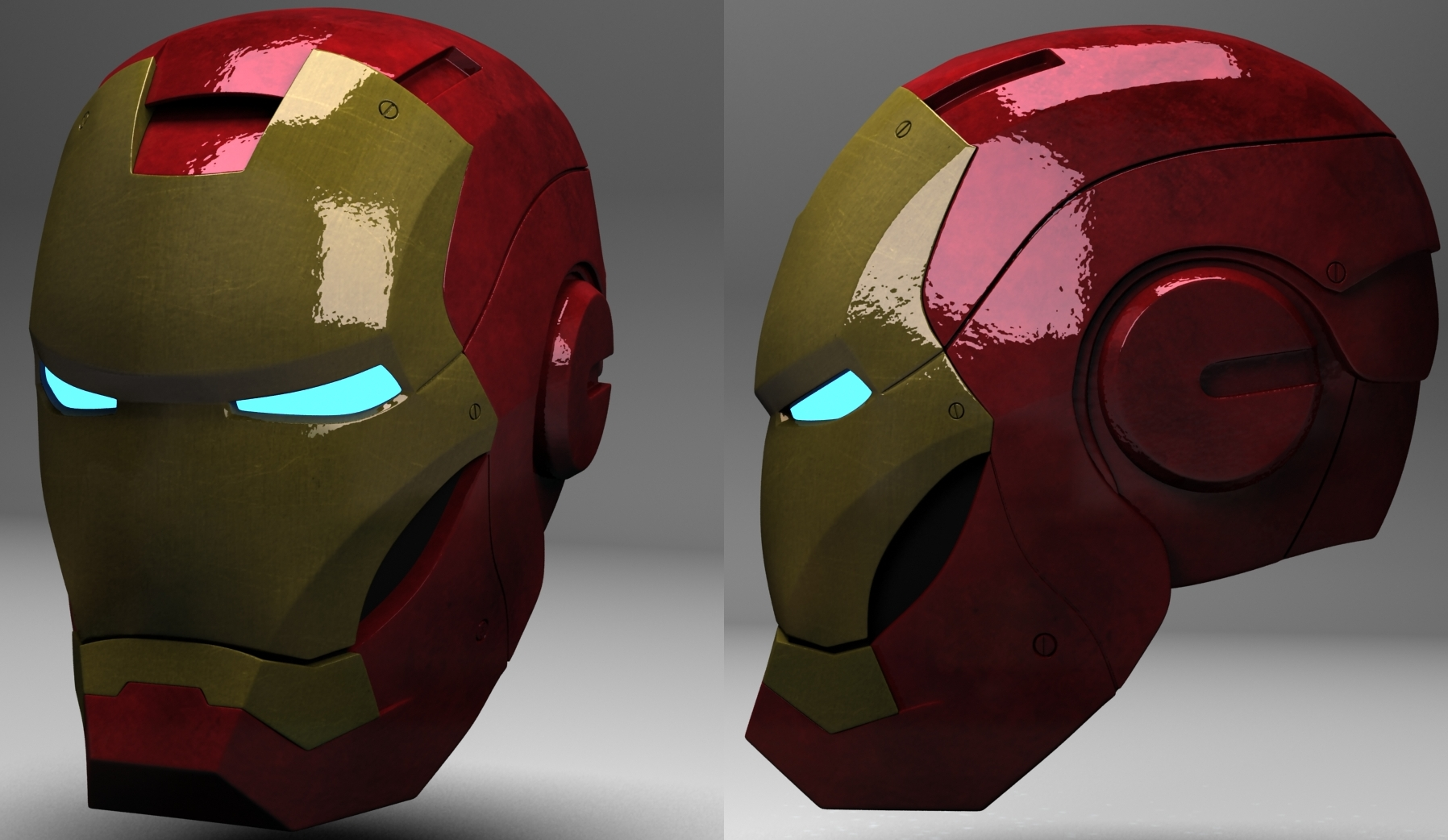Iron Man helmet image - 3D Artists Group - Mod DB