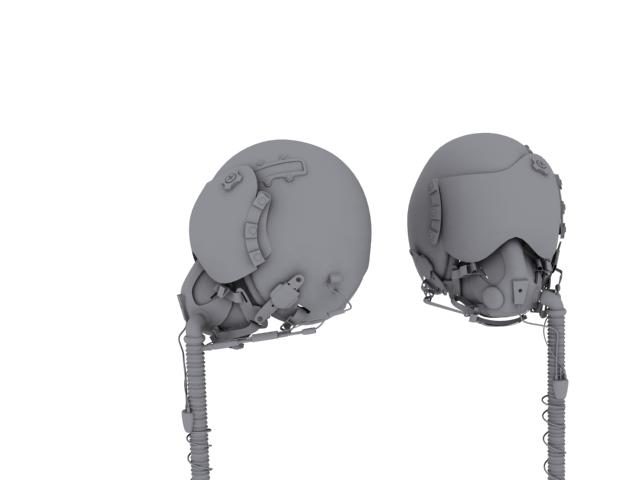 F 18 Helmet share