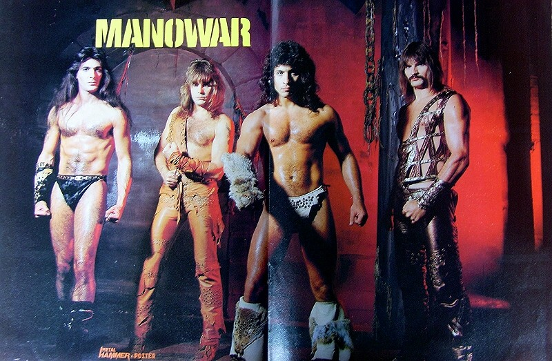 WHO IS WHO - Página 2 Manowar1984Poster