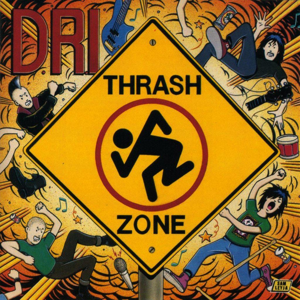 crossover thrash