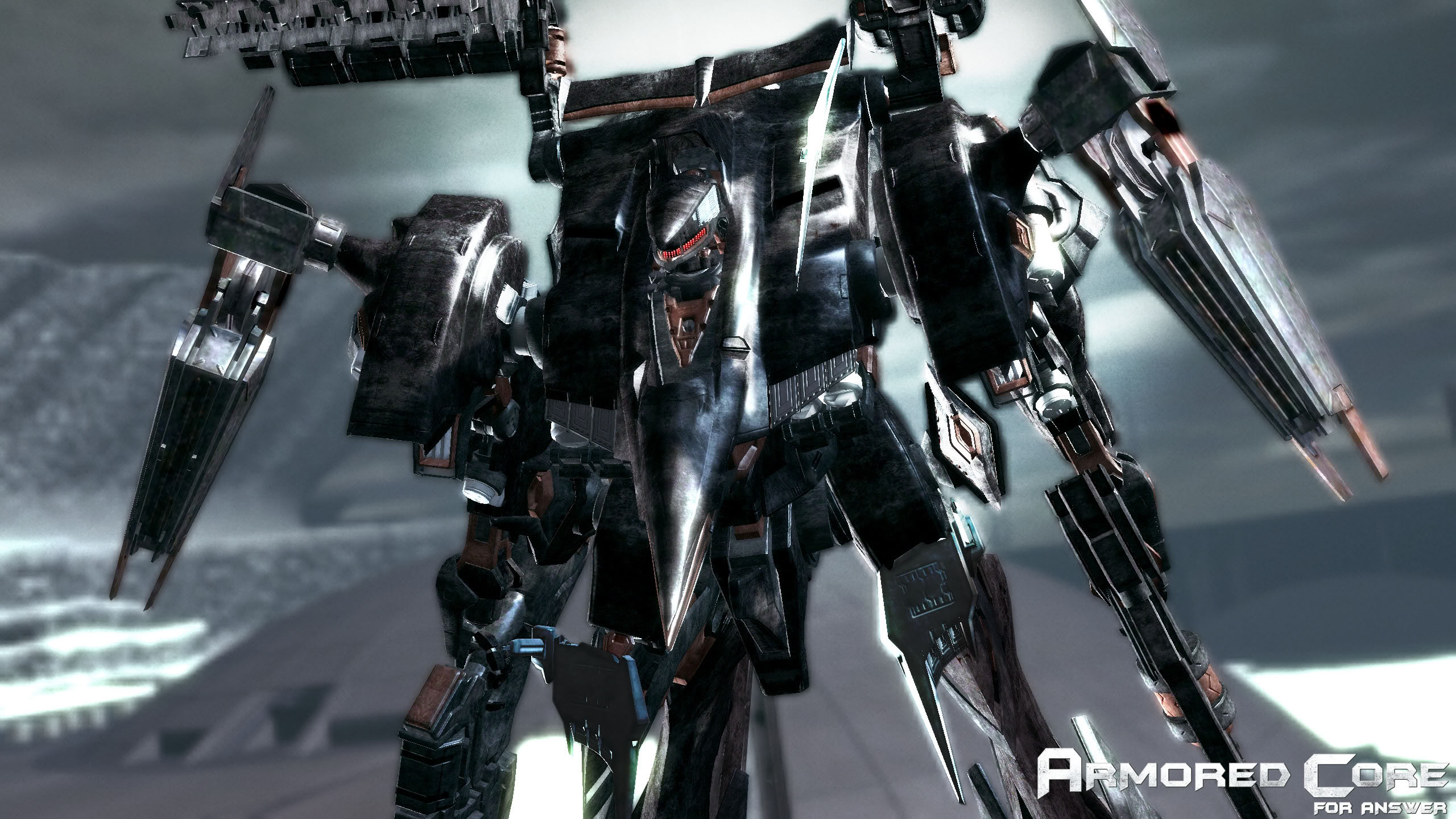 Armored Core View Original