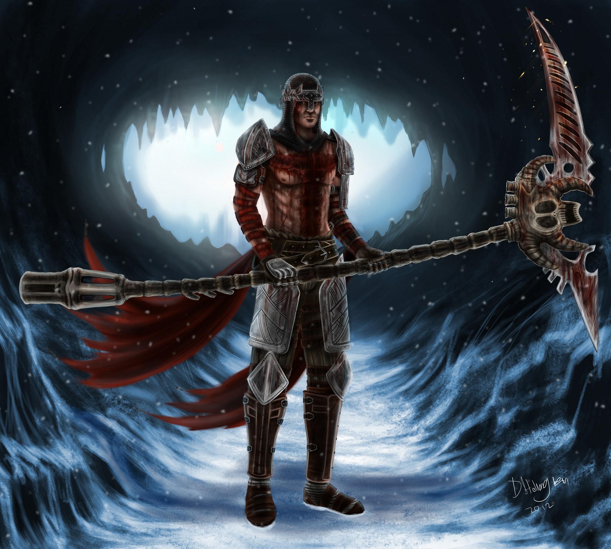 Dante S Inferno Fanart Image Concept Artists Mod Db