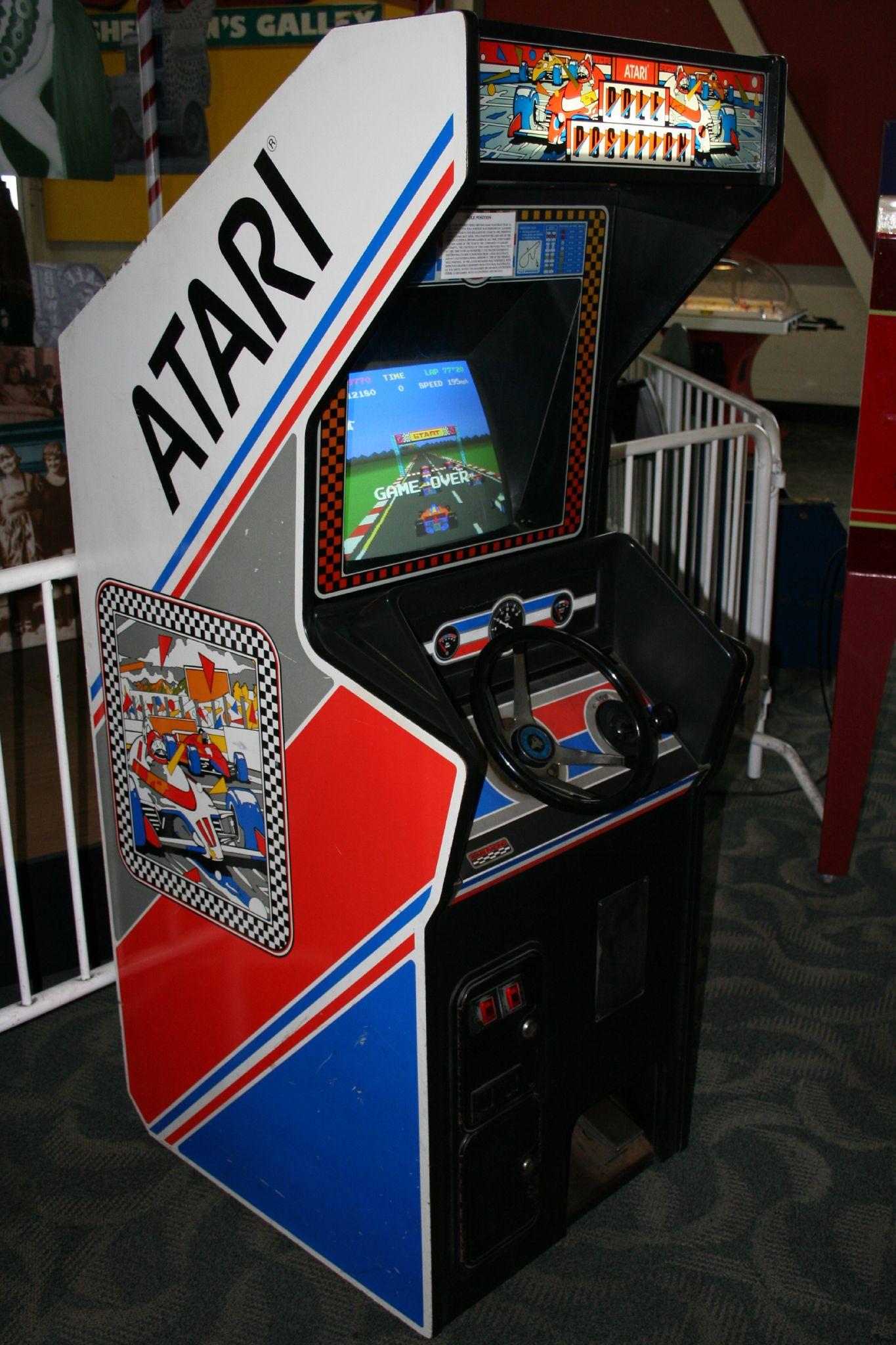 atari machine