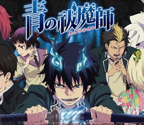 Animes, Partage Blue-Exorcist