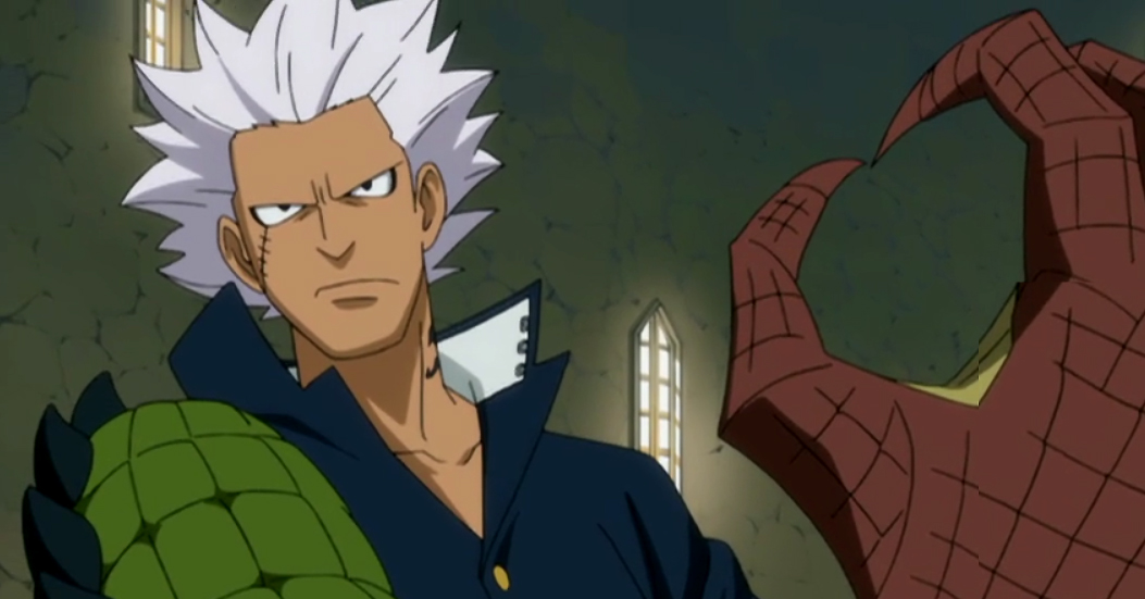 :fairy tail characters: Elfman image - Anime Fans of modDB ...