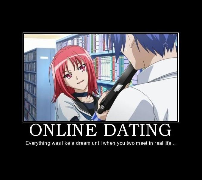 Anime fan dating website