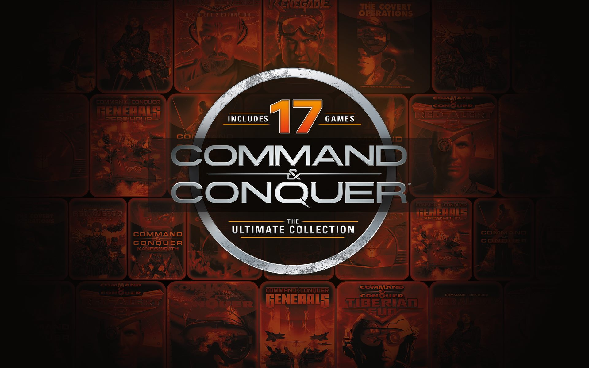 Command And Conquer Ultimate Collection: C&C The Ultimate Collection Image