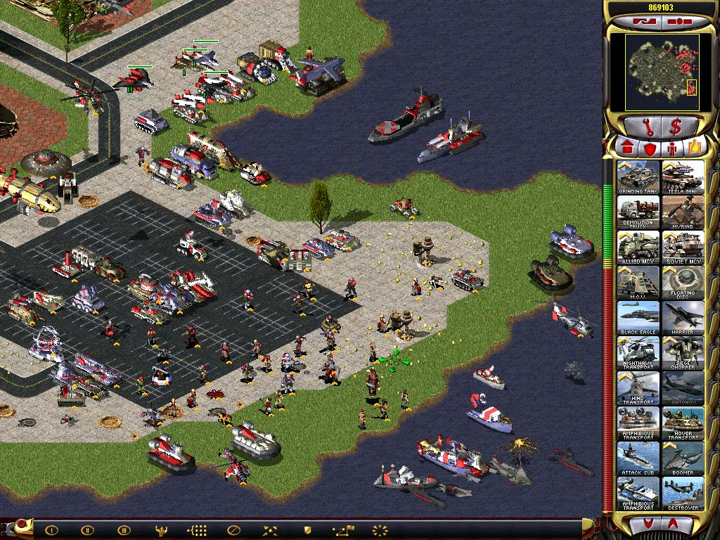 Command and conquer: red alert 2 - yuri s revenge screenshot, 574