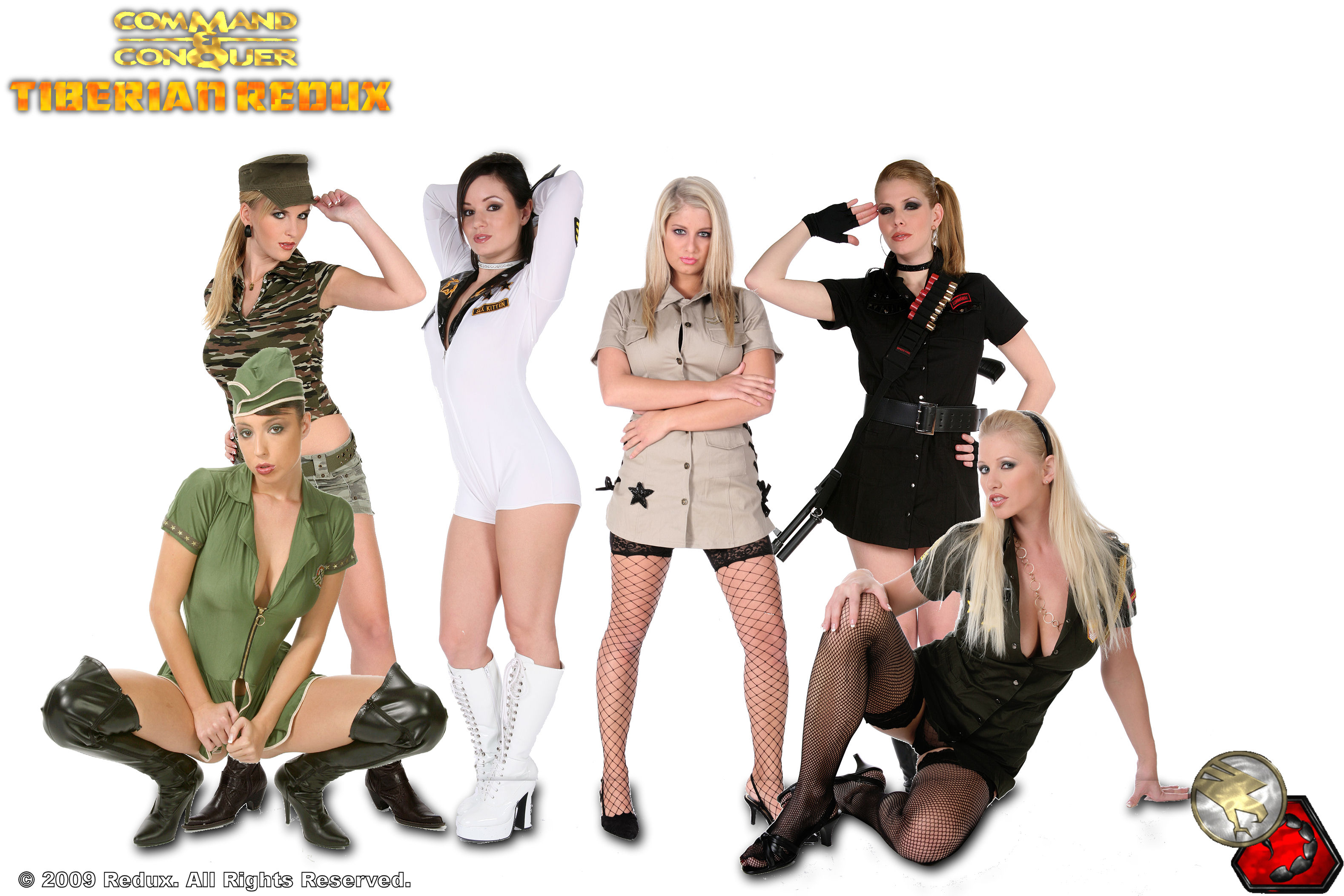 Girls From Command & Conquer Tiberian Redux image - C&C Paradise ...