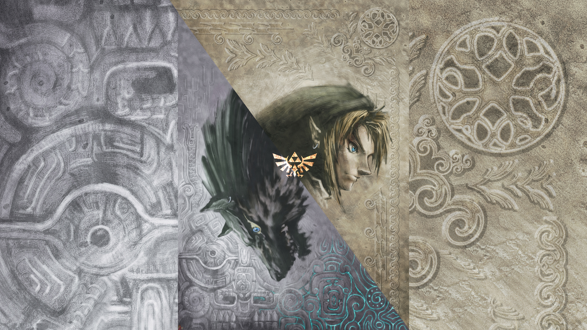 zelda twilight princess iphone wallpaper