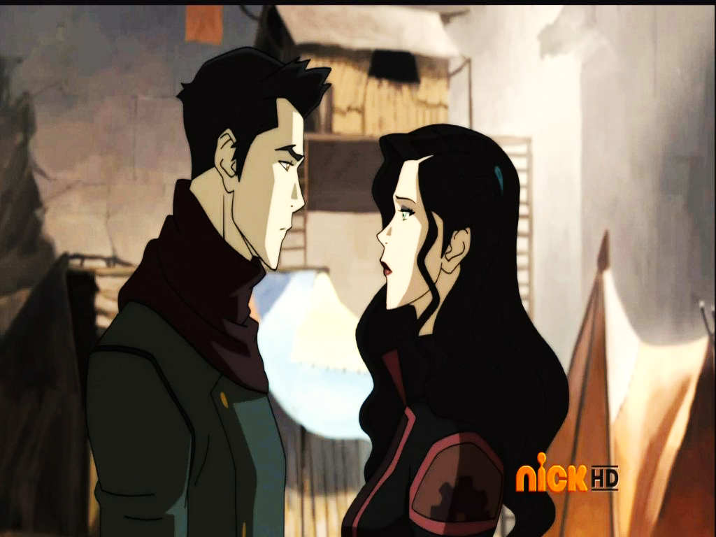 asami and mako relationship help