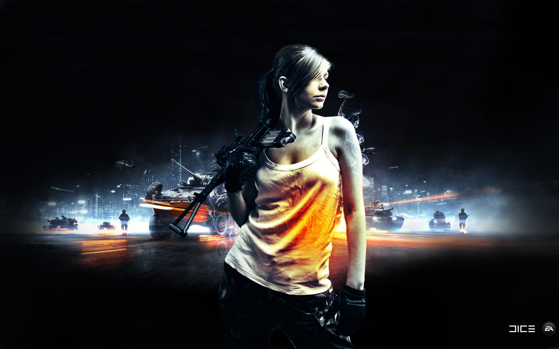 Secrets Of Happiness Hd Gun S Wallpaper: Battlefield 3 Tips And Tricks: IndieDB Group