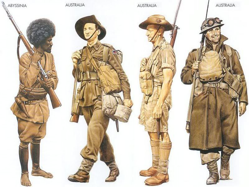 Aussi-Ethiopia image - WW2 Reference Group - Mod DB