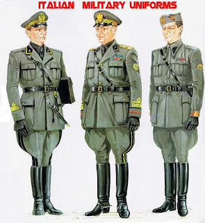 Italian uniforms image ww2 reference group mod db for Italian uniform