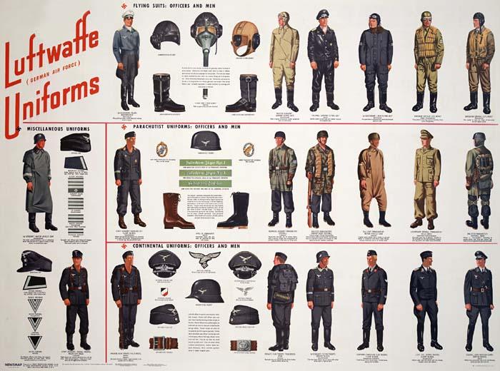 German Luftwaffe Uniform 117
