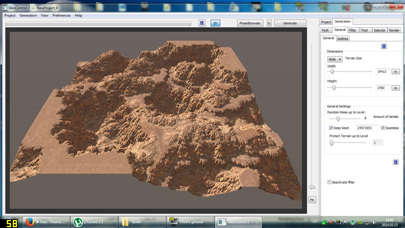 Random GC2 terrains image - Terraforming via GeoControl - Mod DB