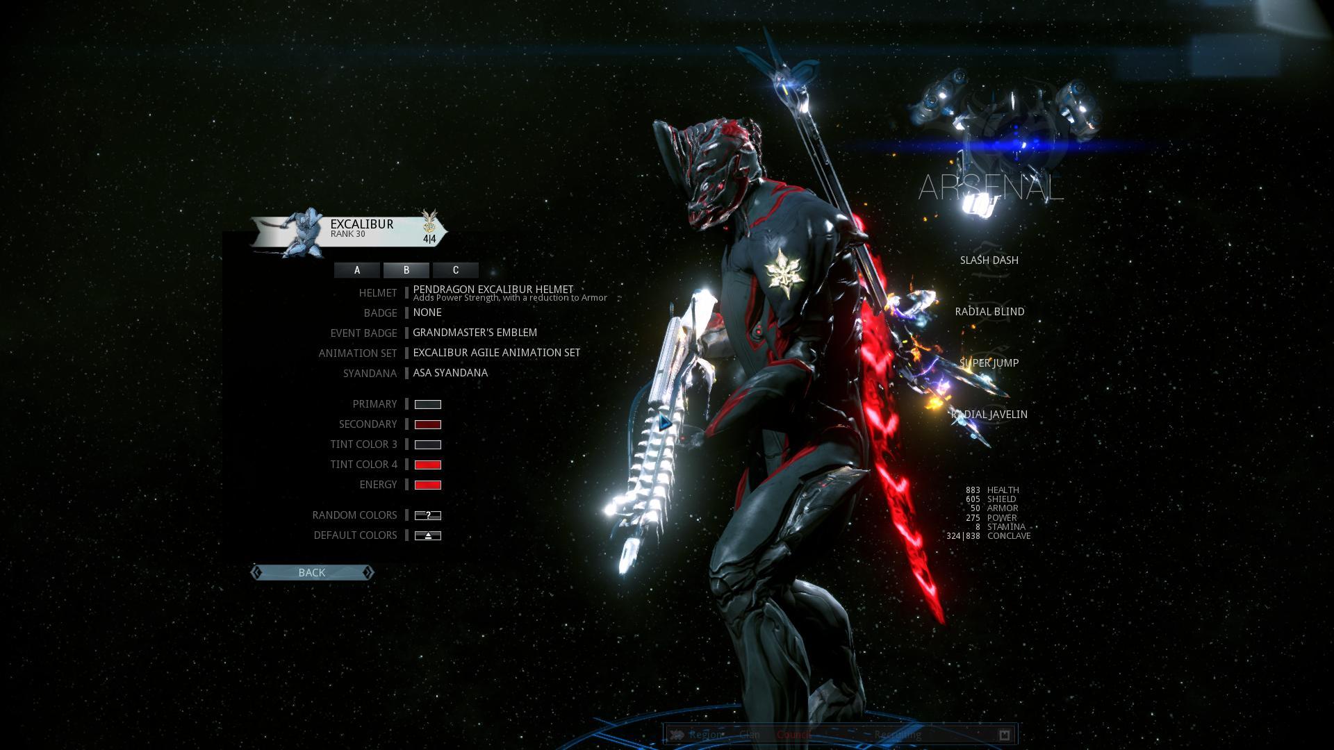 Oriverdas Excalibur Image