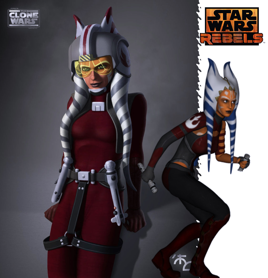 Stand-up Clone wars porno love her