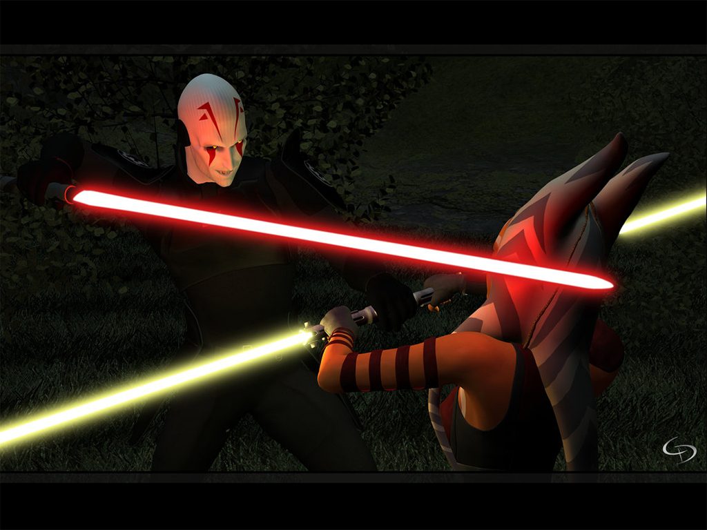 star wars rebels vs clone wars