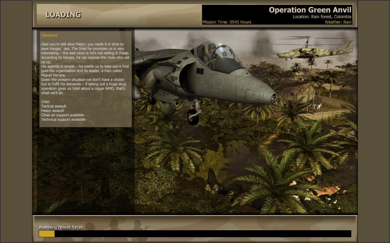 operation anvil essay