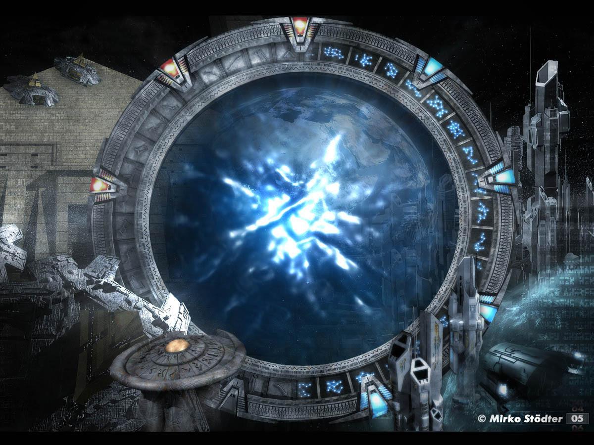 Stargate Sg1 Gate