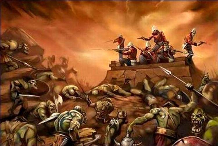 Damaris Invasion - Week 3 Praetorians_Last_Stand