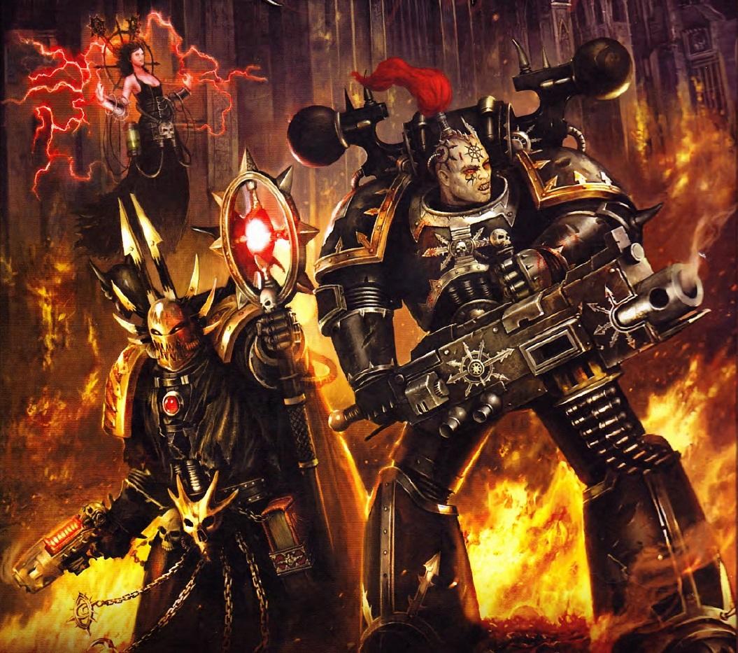 Black Legion Image