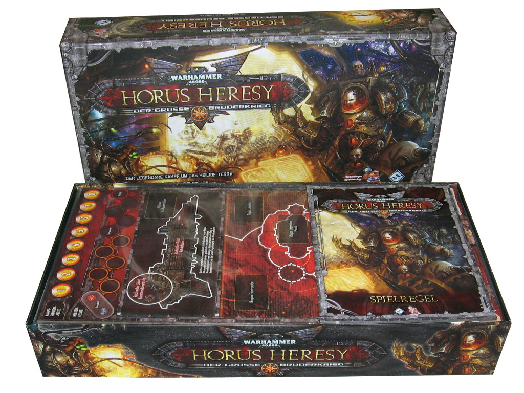 Horus Heresy Board Game Image Chaos Space Marines Army Fans Warhammer Mod Db