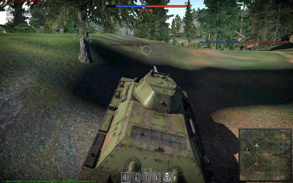 вар тандер танки на пк