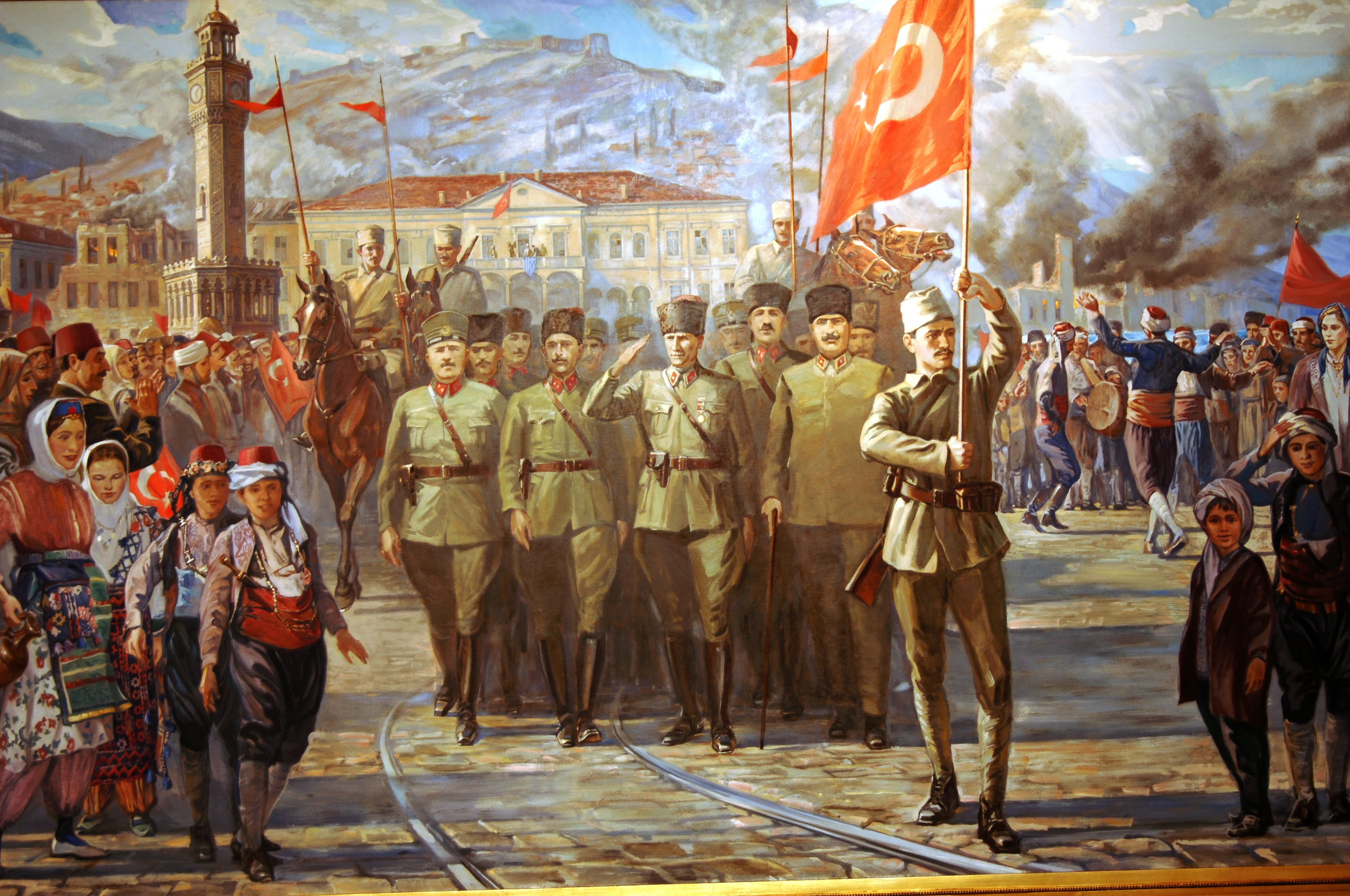 an analysis of the womens emancipation of the kemalists in turkey