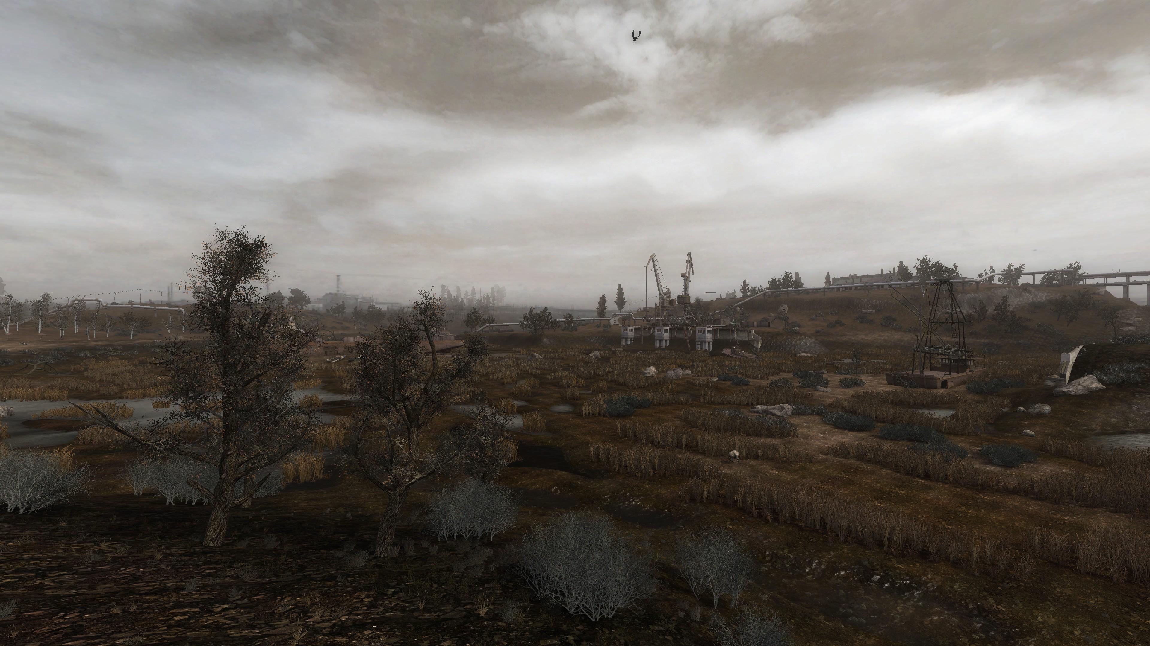 Картинки местности из сталкера
